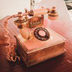 電話を切るタイミング